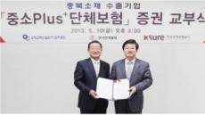 K-sure, 오창과학산단과 단체보험계약