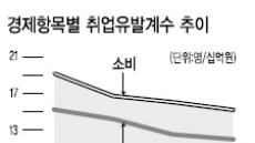 한국경제 고용창출능력 확 떨어졌다