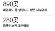 [데이터랩] 서울시 불법 대부업과의 전쟁