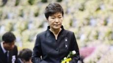 박근혜 대통령 지지율, 40%대로 급락…'취임 후 최저'