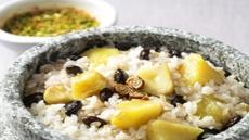 아워홈과 함께하는 약이 되는 식단…현미약밥