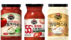 백설 파스타 소스, '레시피 마케팅' 효과 톡톡