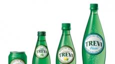 '트레비' 3300만개 판매, 탄산수시장 400억 규모