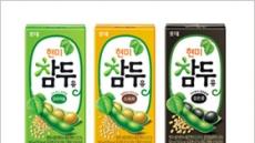 롯데칠성음료 '참두', 전년 대비 18.2% 성장…비결은?