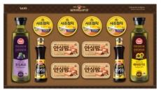 식용유·참치·햄 모아모아 실속 '빵빵 '
