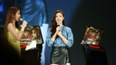 [이슈포토]'철권7' 유승옥, 에이핑크·AOA의 '날씬한 도시락' 대박