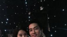 """송승헌, 유역비와 결혼 소망? """"빨리 아빠 되고 싶다"""""""