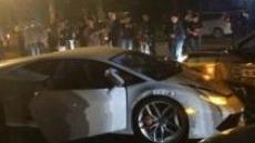 9억짜리 람보르기니 운전자, 사고내고 도망치다 붙잡혀 '망신살'
