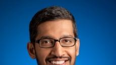 첫 해 연봉만 1100억원…피차이 구글 CEO 연봉 대박