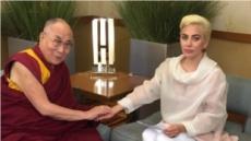 달라이라마-레이디가가 사진에 중국인 분노폭발