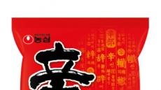 [데이터랩]신라면 출시 30년…'매운맛'이 평정한 한국의 라면시장