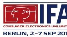 [여기는 IFA]아인슈타인이 라디오에 감탄했던 IFA, 글로벌 전자 전시회로 우뚝
