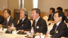 [포토뉴스] 한일 재계, 제3국 공동진출·지진대응 협력 논의