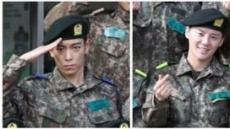 '군기' 탑 VS '여유' 김준수 …입소동기 근황 공개