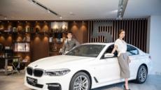 [뉴 5시리즈 국내출시] BMW의 반격…수입차 1위 탈환 시동 걸었다