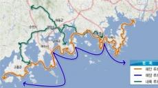 [남해안 관광벨트 ①] 한려수도 해안에 한옥 민박촌 들어선다
