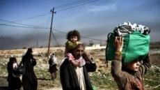 이라크 모술서 정부군-IS 격전…민간인 최소 200명 사상