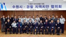 염태영 수원시장,범죄선제차단 4S 전략 가동