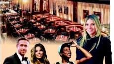 카페·팝콘가게에 꽂힌 할리우드 스타들