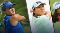 LPGA 미국 본토 첫 대회, 한국-미국 전쟁 치열