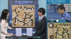 박정환 9단 vs 딥젠고…알파고보단 한수 아래
