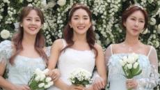 바다, 9살 연하와 결혼…S.E.S. 전원 결혼 '유부돌'