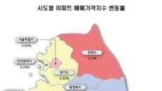 봄바람 불자 아파트값 '꿈틀'…강남권 오름폭 커져