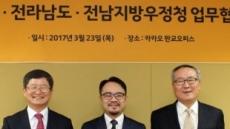 전남산 농수특산물 판매 '카카오' 나섰다