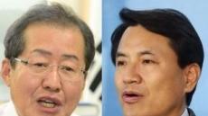 """김관용 경북지사 """"홍준표ㆍ김진태 후보자격 심각한 결함"""""""