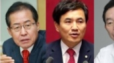 洪-金 후보단일화 놓고 연일 티격태격