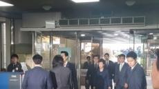 [종합] 박 전 대통령 구속심리 양측 진술 마무리…오후 끝날듯