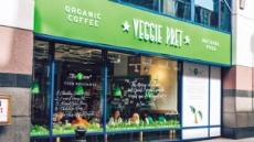 육식주의자를 위한 영국 샌드위치 체인 두번째 채식매장 오픈