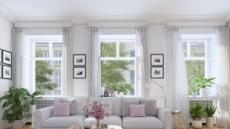 미세먼지 잡아라…집안 공기지킴이는 '초록이'