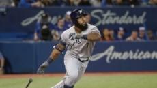 테임즈 5경기 연속 홈런…'시즌 7호' MLB 단독 1위