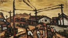 '산의 작가' 박고석 탄생 100주년 개인전