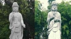 한국과 중국에 쌍둥이 불상