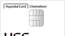 카드 여러장을 하나로…현대카드 '카멜레온' 출시