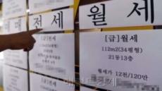 """건산연 """"전월세상한제 시장질서 왜곡할 수도"""""""