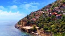 지중해 안탈리아, 해저 '잠수함 관광' 개시