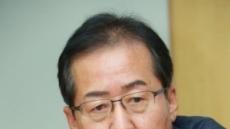 """홍준표 """"안철수, 상왕ㆍ태상왕 모시고 3년짜리 대통령 되려 해"""""""