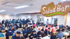 [건강한 회삿밥 - 인천시청 직원식당] 매일 점심마다 '로컬푸드 한상'…날 좋아도 북적이는 구내식당