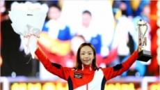 김서영, 이틀 연속 한국신기록…여자 배영 200m서 2분11초12