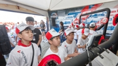 금호타이어, 6년째 모터스포츠 교육기부 실시