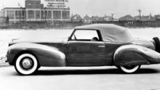 대통령이 좋아한 자동차…'링컨 컨티넨탈'의 역사