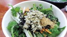 고혈압 낮추는 비법? 재첩 넣은 건강밥상!