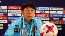 """[U-20 월드컵] 신태용 """"멕시코 4강 뛰어 넘겠다…훈련과정 95점"""""""