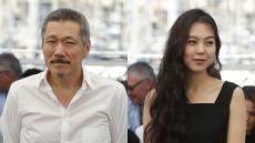 """홍상수♥김민희, """"사랑해"""" """"존경해""""…칸에서도 사랑고백 퍼레이드"""