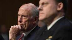 트럼프, 정보기관 수장들에게 '러시아 스캔들' 증거 부정 압박
