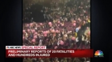"""英 맨체스터 경기장 테러추정 폭발사고…""""19명 사망, 50명 부상"""""""
