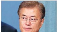 文대통령 집무실 '일자리 상황판'